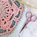 Trivet In Bloom pattern