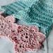 Blooming Hand Towel pattern