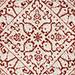 Oriental Flower I pattern