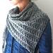 Plover Shawl pattern