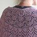 Hen of the Wood Shawl pattern