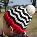 Zigzag Kids Hat pattern