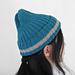 Pointed Rib Hat pattern