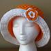 Cotton Sun Hat pattern