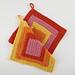 Cool Graphic / Warm Graphic Dishcloths pattern
