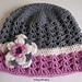 Sense Of Spring Hat pattern