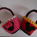 Minnie and Mickey Baskets pattern