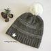 Snowflake Hat pattern