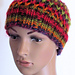 Honeycomb Rainbow Hat pattern