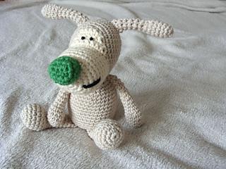 194 Crochet Pattern - Buffy The Dog - Amigurumi PDF file by ...   240x320