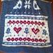Oda Baby Blanket pattern