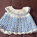 Baby Pinafore with Ruffles pattern