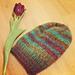 Highland Heather Hat pattern