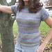 Short-Sleeved Sweater pattern
