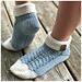 Cozy Cabin Ankle Socks pattern