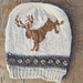 jackin' around jackalope hat pattern