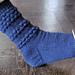 Danish Fisherman's socks pattern