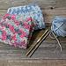 123 Sedge Stitch Dishcloth pattern