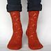 Happy Surprise Socks pattern