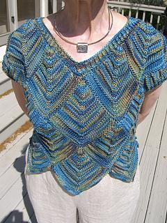 Diamond Patch Sweater