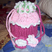 Cupcake Cradle Purse pattern