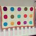 Bouncy Ball Baby Blanket pattern