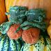 Pumpkin Patch Booties pattern