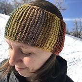 DK weight scrap headband
