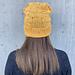 Upstanding Hat pattern