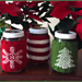 Holiday Mason Jar Cozies pattern
