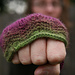 Arms Akimbo Mitts pattern