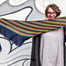 Rainbow Boomerang pattern