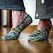 Slip-Slip Slippers pattern