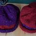 Twin Baby Hats pattern