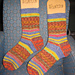 Shazzas Socks pattern