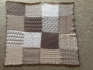 Ravelry: Sampler Afghan (Knit) pattern