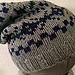 SkipNorth Hat pattern