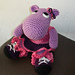 Amigurumi Hippo Doll pattern