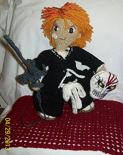 Mori Kei Anime Girl Amigurumi Crochet Doll - Sweet Softies ... | 320x254