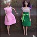 Barbie Peasant Dress pattern