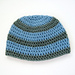 Striped Baby Boy Hat pattern