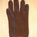 U. Crocheted Gloves(5本指手袋) pattern