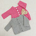 Babies Lullaby Cardigans 419 pattern