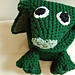Dog Toilet Tissue Cover pattern