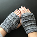 Road Less Traveled Mitts pattern