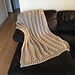 Braided Cable Throw Blanket pattern