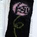 Beloved Rose Bookmark pattern