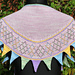 Garden Party Shawl pattern