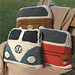 Camper Van Cushion pattern