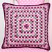 Granny Square Cushion pattern